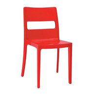 židle Sai red