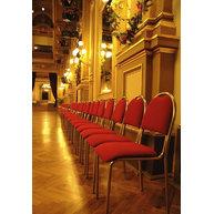 židle Senta ve společenském sále