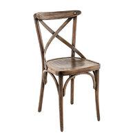 židle Sofia v provedení French patina