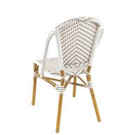 židle Sorbonne Grey/White