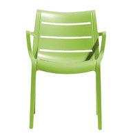 židle Sunset světle zelená