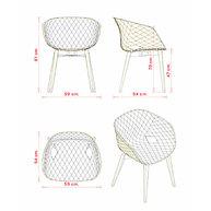 židle Uni-ka 599