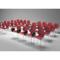 židle UNI v konferenční místnosti