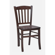 židle Veneta s masivním sedákem
