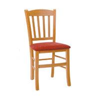 židle Veneta v přírodním buku