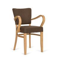 židle Violeta B s područkami