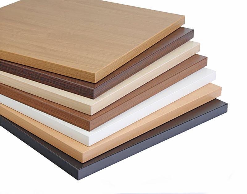 stolové desky lamino Egger 25mm Laminované stolové desky nábytek pro restaurace Ateliér Dako