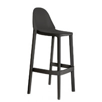 Plastové židle - barová židle Piú