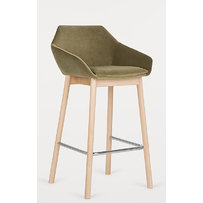 Barové židle - barová židle TUK H