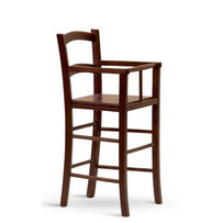 Dřevěné židle - dětská židle BIRBA