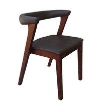 Dřevěné židle - dřevěná čalouněná židle 521