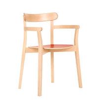 Židle - dřevěná židle ICHO B s područkami