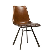 Židle - industriální židle Riley Vintage