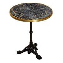 Kavárenské stoly - kavárenský stůl Bistro 3 RSMB v dekoru Sienna