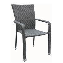 Zahradní židle - křeslo Modus anthracite