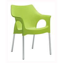 Plastové židle - křeslo OLA
