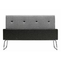 Lavice a sedací boxy - lavice - sedací systém ABACO+