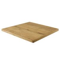 Dřevěné stolové desky - masivní dubové stolové desky Malmö