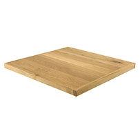 Dřevěné stolové desky - masivní dubové stolové desky Oslo
