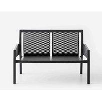 Plastové židle - Minush sofa venkovni