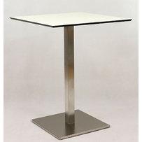 Kavárenské stoly - stoly Pedrali 4402 INOX