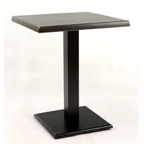 Kavárenské stoly - stůl Basic 029QT dekor Cyprus Metal