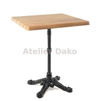 Kavárenské stoly - stůl Bistro 4QT Classicline Washed Elm