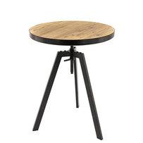 Kavárenské a restaurační stoly - stůl Eva průměr 60cm