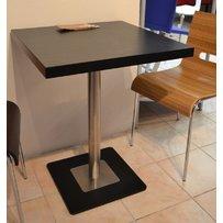 Kavárenské stoly - stůl Flat 13QLTD OZS INOX