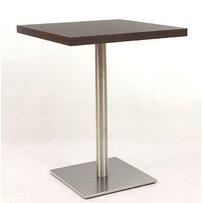 Kavárenské stoly - stůl Flat 14QLTD 6 INOX