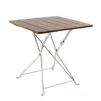 Zahradní stoly - stůl Klasik 70x70 - ilustrační foto