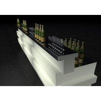 Venkovní bary - Venkovní bar Tetris