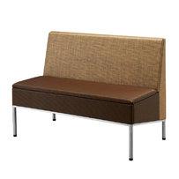Lavice a sedací boxy - venkovní lavicový systém SOLE