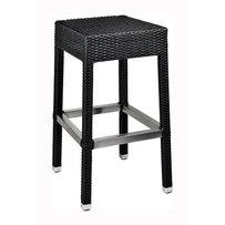 Zahradní nábytek - zahradní barová židle Mezza