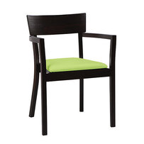 Židle TON - židle 710 s područkami