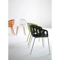 Kovové židle - židle Basket