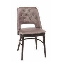 Židle - židle Brusel s prošíváním