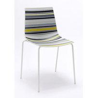 Kovové židle a křesílka - židle Claire