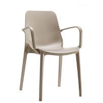 Plastové židle - židle Ginevra arm