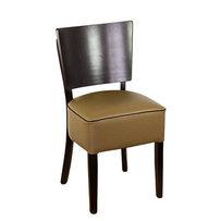 Dřevěné židle - židle Lido taupe