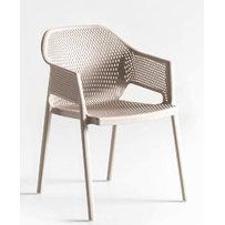 Plastové židle - židle Minush 220 s područkami