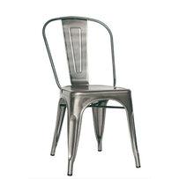 Kovové židle - židle Monza natural