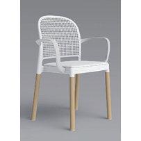 Plastové židle - židle Panama
