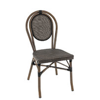 Zahradní židle - židle Paris Textylene Rattan look / Macchiato