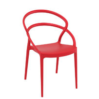 Plastové židle - židle PIA