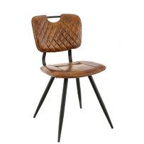 Židle - židle Soho Cognac Vintage
