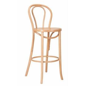 Dřevěné barové židle - barová židle H-1840