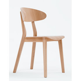 Židle - dřevěná židle LOF
