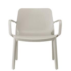 Plastové židle - Ginevra lounge
