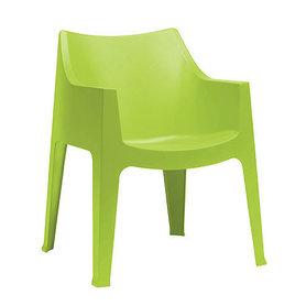 Plastové židle - křeslo Coccolona